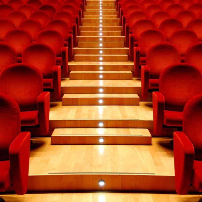 Teatro Vicenza pavimenti Maccani